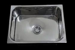 SS 304 Kitchen Sink 24x18x9