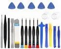 Heavy Duty Mobile Phone Opening Tool 22 In 1, Packaging: Case
