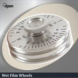 Wet Film Wheels