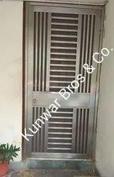 Steel Single Door