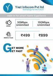 Broadband Internet Services, Unlimited, 499