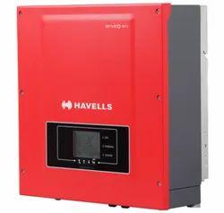 30 Kwp 3PH Havells On Grid Solar Inverter