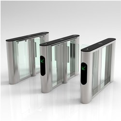 Stainless Steel High Speed Gates, For Industrial, Model Name/Number: SSG-600