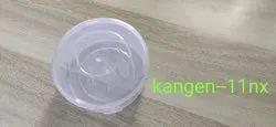 Round Plastic Bangle Box