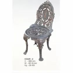Cast Iron Dining Table Chair