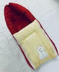 Assorted Velvet Baby Sleeping Bag, Newly Born