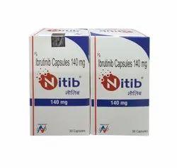 Nitib 140mg (Ibrutinib)