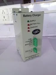 BATTERY CHARGER 230VAC / 12VDC 10AMP