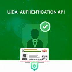 Aadhaar Authentication API, UIDAI Authentication API