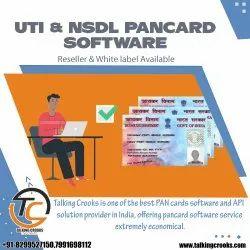 UTI & NSDL Pan Card Software