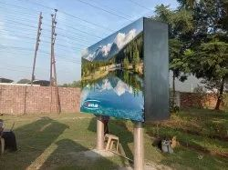 P 6/ P 4.8 MM Outdoor Industrial LED Display Screen