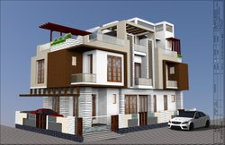 Architect Residential Designing Service