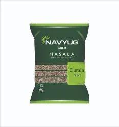 Brown Cumin Seeds Jeera, 500gm, Packaging Type: Packet