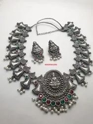 Maa Laxmi Designer Necklace Set