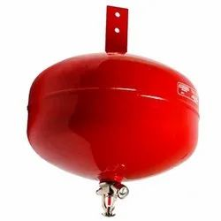 Mild Steel 5Kg Automatic Modular Fire Extinguisher, For Office