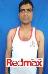 Indian Army Running Sando Vest Soft Cotton