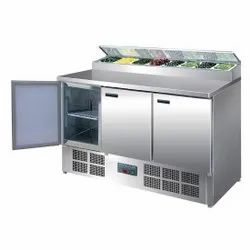 Stainless Steel Deep Freezer repairs and services