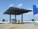 Petrol Pump Canopy