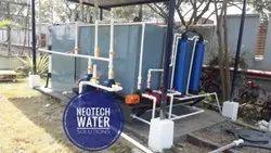 Mobile Effluent Treatment Plant
