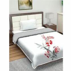 Floral Print Cotton Dohar Blankets