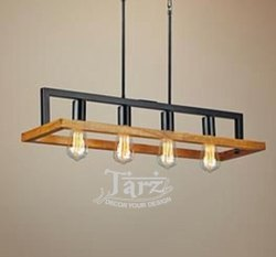Wooden Lamp- 02