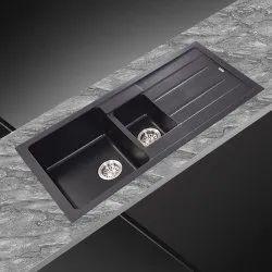 Anupam Kristal Granite Sink KS1101MB