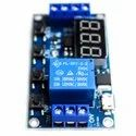 1-Channel Power Relay Module with Adjustable Timing Cycle (HW-521)