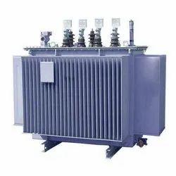 ABB 3MVA 3-Phase Power Transformer