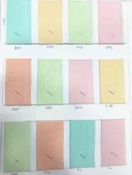 Viscose Georgette Dyed Fabric-Small