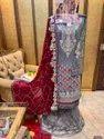 Designer Pakistani Long Gown