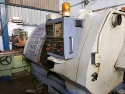 Old And Used - Make Force One FCL-450S CNC Turing Lathe 2004