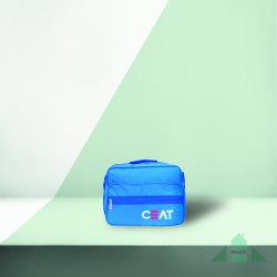 Blue Polyester Tawa Bags, Size/Dimension: 11.5x9x5 (in Inches)