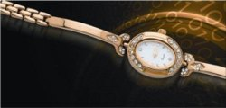 Women Party Wear Elegant Ladies Watch, For Personal Use