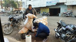 Bike Shifting Moving Services, 3 Layer Packaging, Pan India