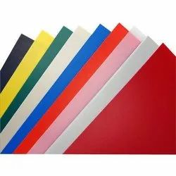 Polystyrene Colour Plastic Sheets