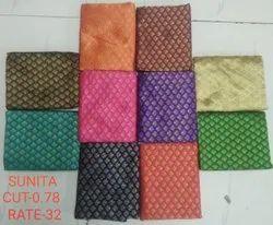 Sunita Jacquard Blouse Fabric