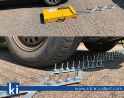 Remote Control Automatic Tyre Killer