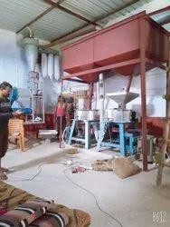 2 chakki flour mill plant