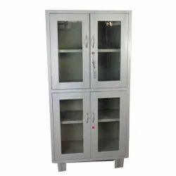 4 Door Glass Door Almirah