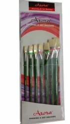 Flat Banner Set Brush, For Painting,Art
