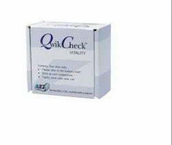 QwikCheck Vitality