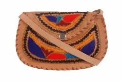 Multicolor Party Ladies Embroidered Wallets