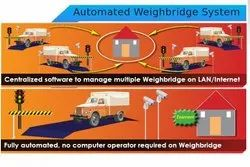 RFID based Automated Unmanned Weighbridge System