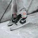 Nike Grey Air Jordan Shoes