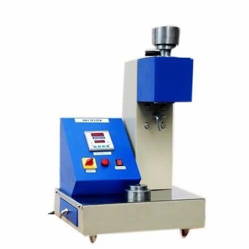 Mild Steel Melt Flow Index Tester, 220 V, Instrumentation | ID: 19049794155