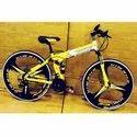 Carbon Steel BMW X6 Folding Bicycle