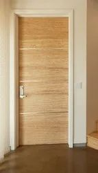 RE014 Wooden Laminated Door