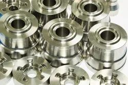 Stainless Steel CNC Lathe Machine Component, For Industry, Material Grade: SS316