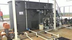 Submerged Packaged Sewage Treatment Plant
