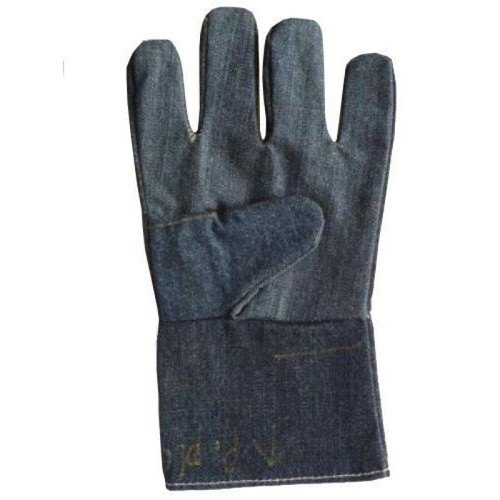 Denim Jeans Hand Gloves